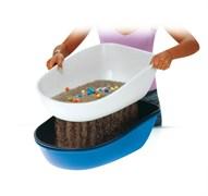 Туалет Stefanplast Furba с функцией быстрой уборки с просеивателем 39*59*22см (97801)
