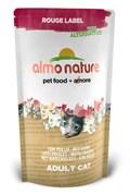 Сухой корм ALMO NATURE New 100% Fresh Rouge label The Alternative Cat Chicken для взрослых кошек с курицей