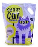 Силикагелевый наполнитель SMART CAT с ароматом лаванды