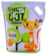 Силикагелевый наполнитель SMART CAT с ароматом апельсина