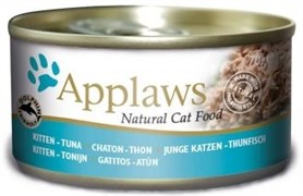 Консервы APPLAWS для котят с тунцом Kitten Tuna