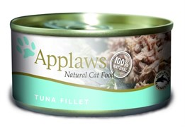 Консервы APPLAWS для взрослых кошек с филе тунца Cat Tuna Fillet