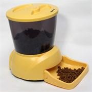 Программируемая автокормушка для сухого корма Feed-Ex PF-7 для кошек и небольших собак