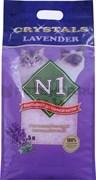 Силикагелевый наполнитель Crystals № 1 Lavender с ароматом лаванды
