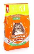 Впитывающий наполнитель Сибирская кошка Бюджет