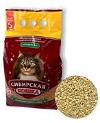 Впитывающий наполнитель Сибирская кошка Универсал