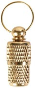 Адресник - медальон золото Trixie