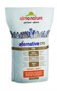 Корм ALMO NATURE ALTERNATIVE 170 со свежим цыпленком и рисом (75 % мяса) для собак средних и крупных пород (Alternative 170 Fresh Chicken and Rice M-L)