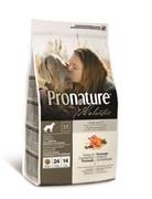 Сухой корм PRONATURE HOLISTIC Adult Turkey and Cranberry для взрослых собак всех пород с индейкой и клюквой