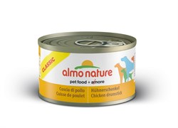 Консервы ALMO NATURE Classic Chicken Drumstick для собак куриные бедрышки