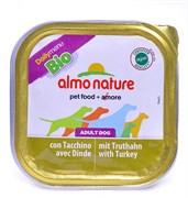 Паштет ALMO NATURE для Собак с индейкой (Bio Pate Turkey)