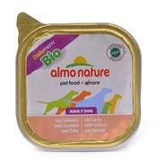 Паштет ALMO NATURE Bio Pate Salmon для собак с лососем