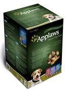 Пауч APPLAWS Dog Chicken для собак куриное ассорти набор 5 шт