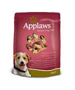 Пауч APPLAWS Dog Chicken/Beef/Veg для собак с курицей говядиной и овощами
