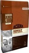 Беззерновой сухой корм ACANA Heritage Adult LARGE BREED для взрослых собак крупных пород