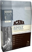 Беззерновой сухой корм ACANA Heritage Adult SMALL BREED для взрослых собак мелких пород