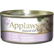Консервы APPLAWS для котят с сардинками Kitten Sardine