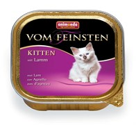 Консервы ANIMONDA Vom Feinsten Kitten для котят с ягненком