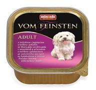 Консервы ANIMONDA Vom Feinsten Adult для собак с индейкой и ягненком
