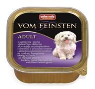 Консервы ANIMONDA Vom Feinsten Adult для собак с ягненком и цельными злаками