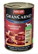 Консервы ANIMONDA GranCarno Original Adult для собак мясной коктейль