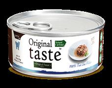 Консервы PETTRIC Original Taste для взрослых кошек филе тунца в соусе