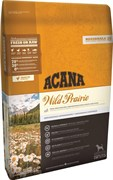 Беззерновой сухой корм ACANA Wild Prairie Dog для собак всех пород и возрастов с цыпленком и индейкой