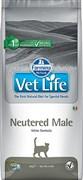 Сухой корм FARMINA VET LIFE Neutered Male диета для кастрированных котов