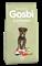 Низкозерновой cухой корм GOSBI Exclusive для пожилых собак малых пород с курицей, ягненком и рыбой - фото 12143