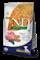 Низкозерновой cухой корм FARMINA ND для щенков мелких пород с ягненком и черникой - фото 15225