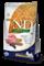 Низкозерновой cухой корм FARMINA ND для взрослых собак мелких пород с ягненком и черникой - фото 15227