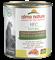 Консервы ALMO NATURE для взрослых кошек с лососем и курицей Classic Adult Salmon and Chicken