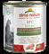 Консервы ALMO NATURE для взрослых кошек с курицей и креветками Classic Adult Chicken and Shrimps